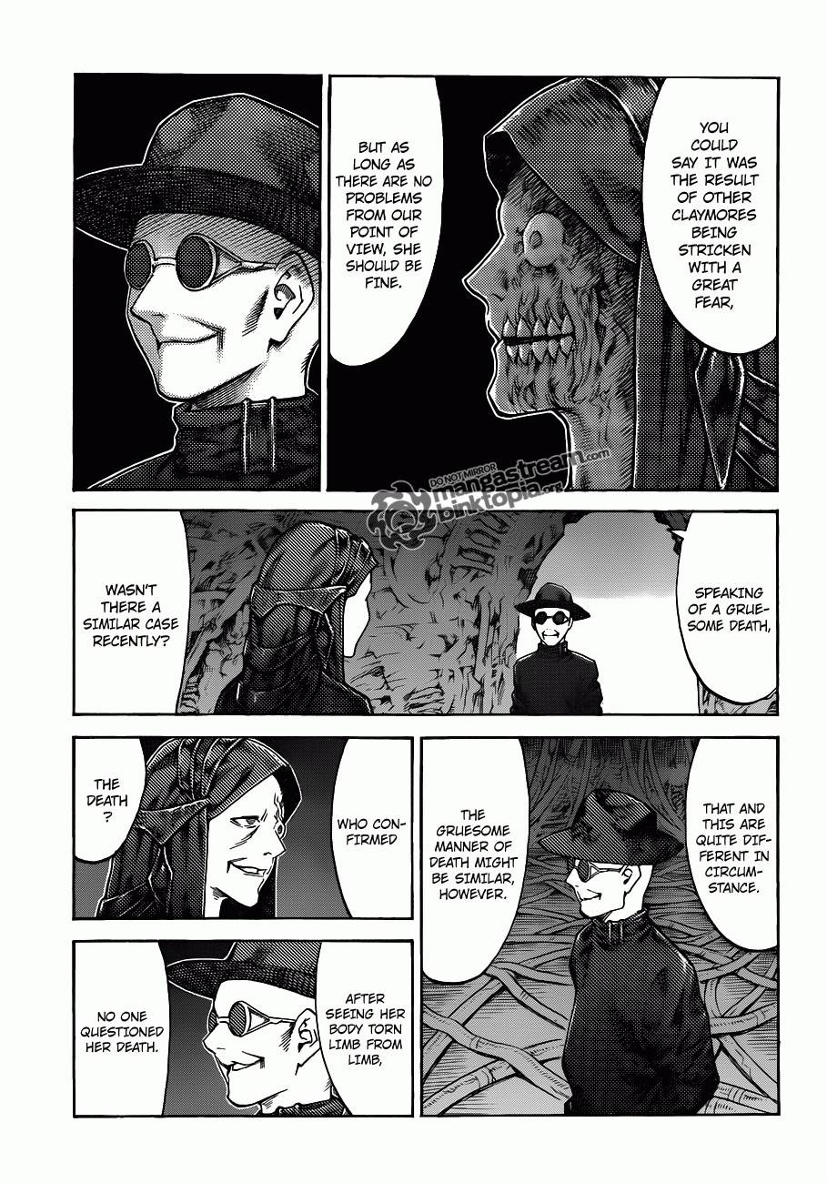 Claymore, Chapter 113 image 005