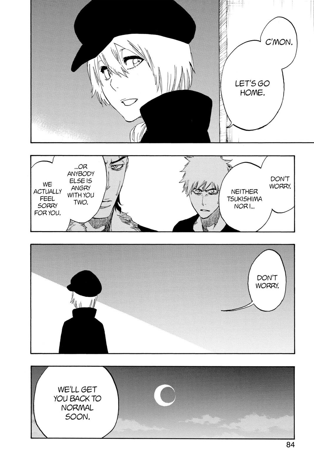 Bleach, Chapter 454 image 016