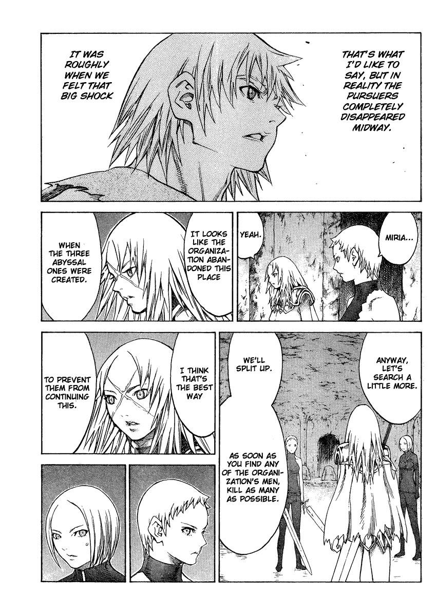 Claymore, Chapter 126 image 004