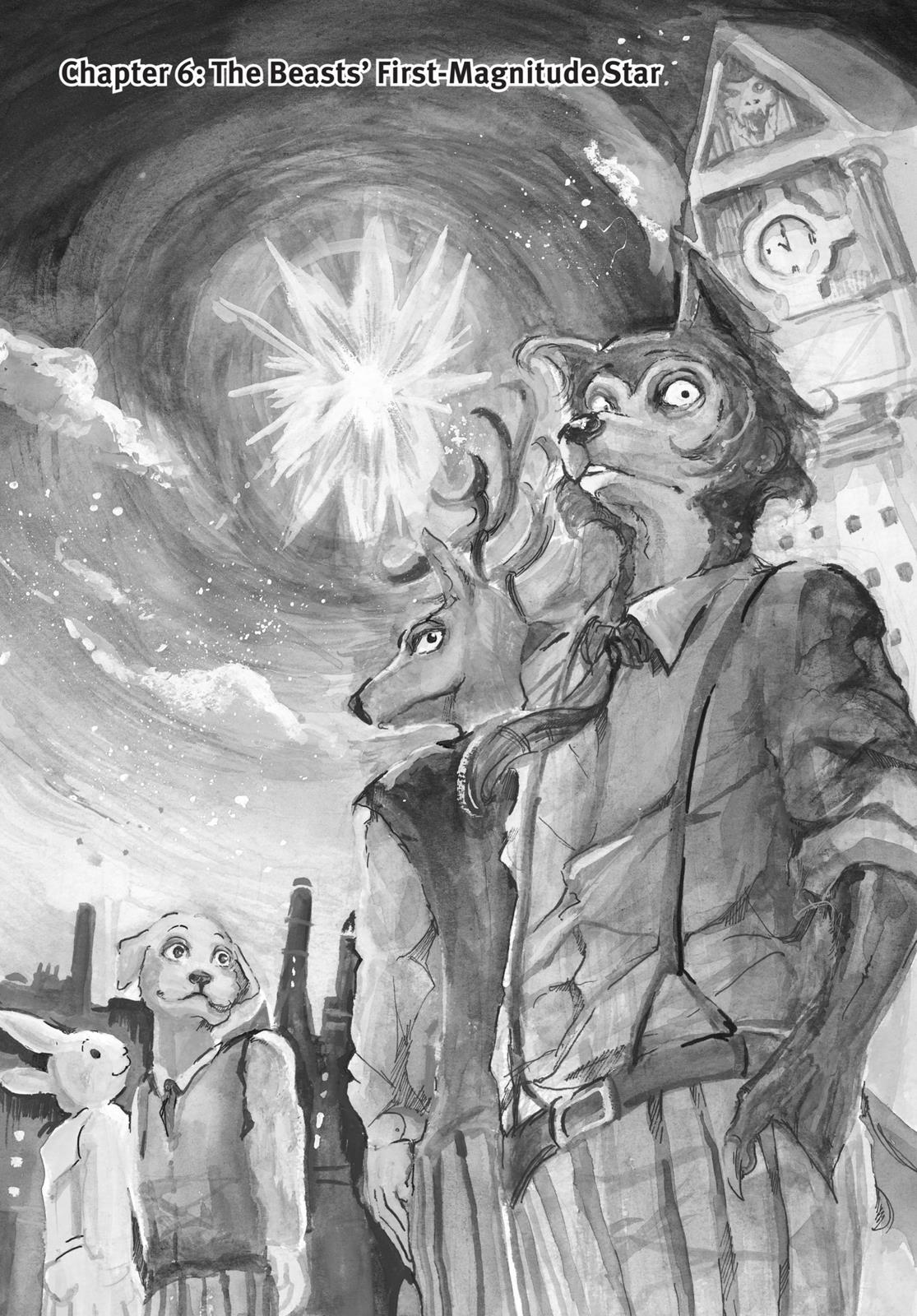 Beastars Manga, Chapter 6 image 001