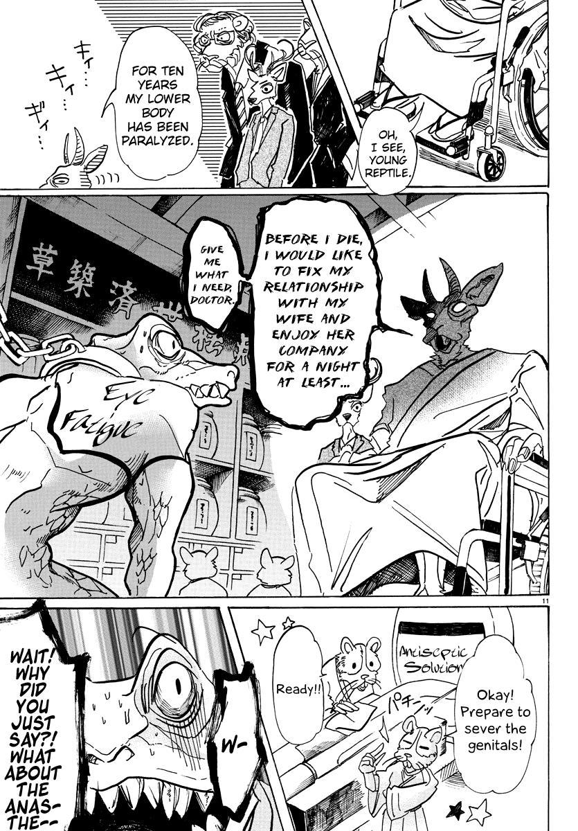 Beastars Manga, Chapter 80 image 012