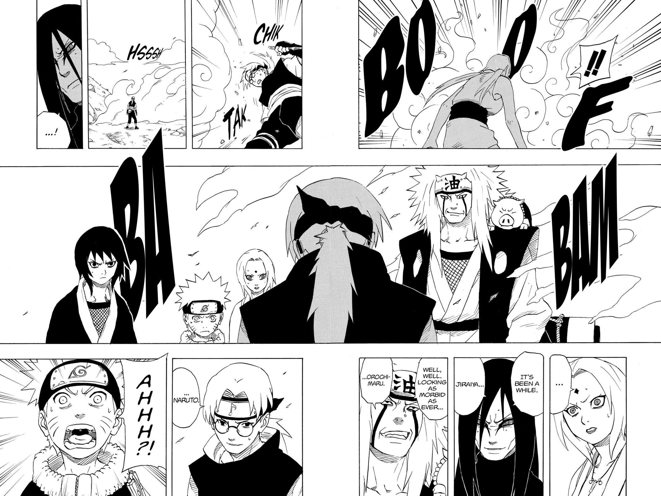 Naruto, Chapter 164 image 018