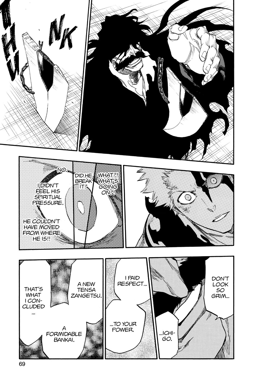 Bleach, Chapter 678 image 007
