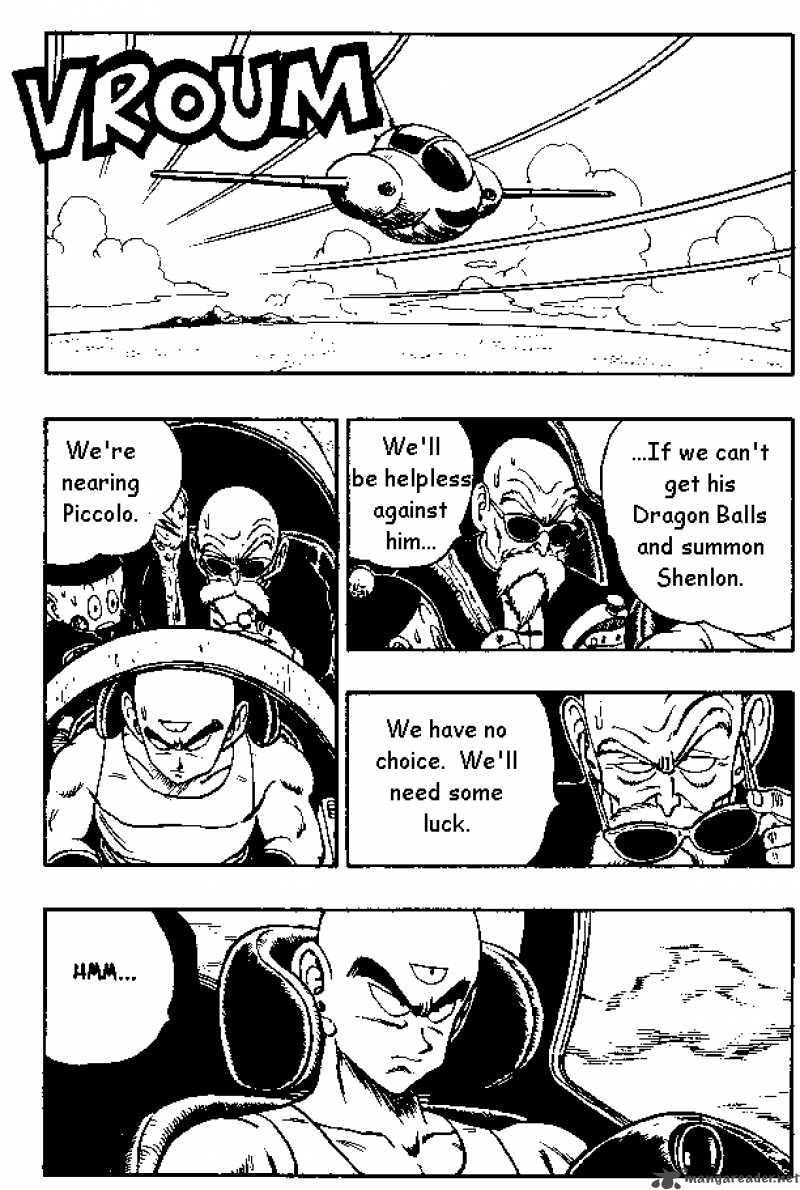 Dragon Ball, Chapter 145 image 002