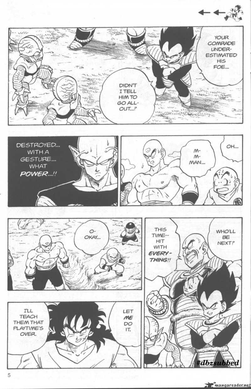 Dragon Ball, Chapter 215 image 005