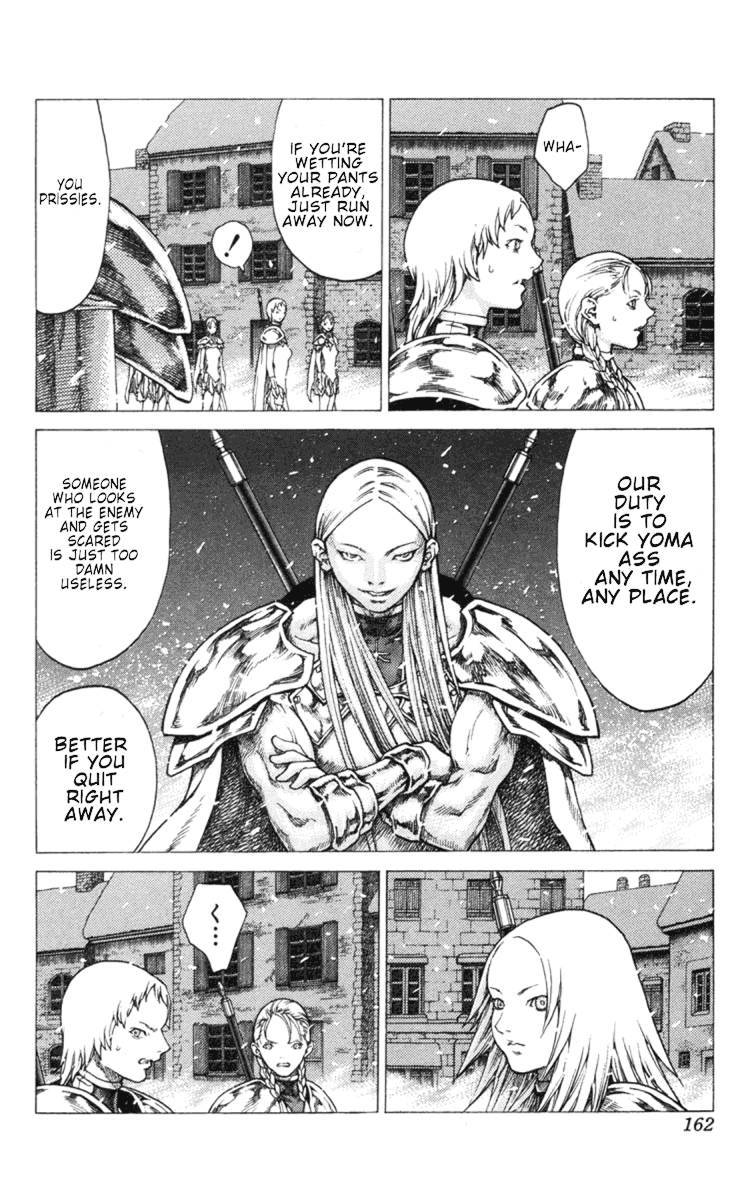 Claymore, Chapter 51 image 004