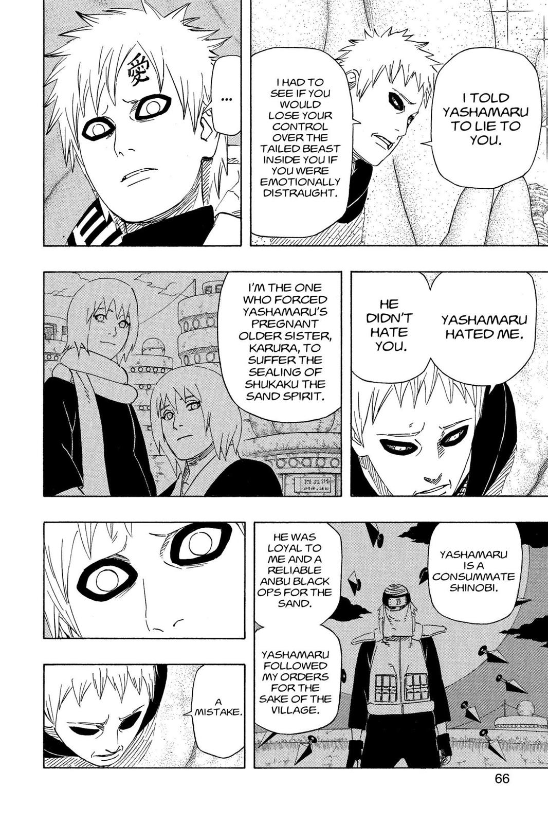Naruto, Chapter 548 image 005