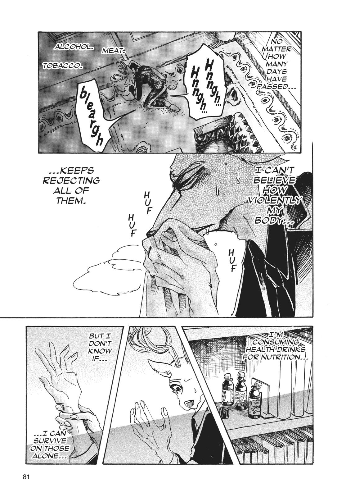 Beastars Manga, Chapter 56 image 013