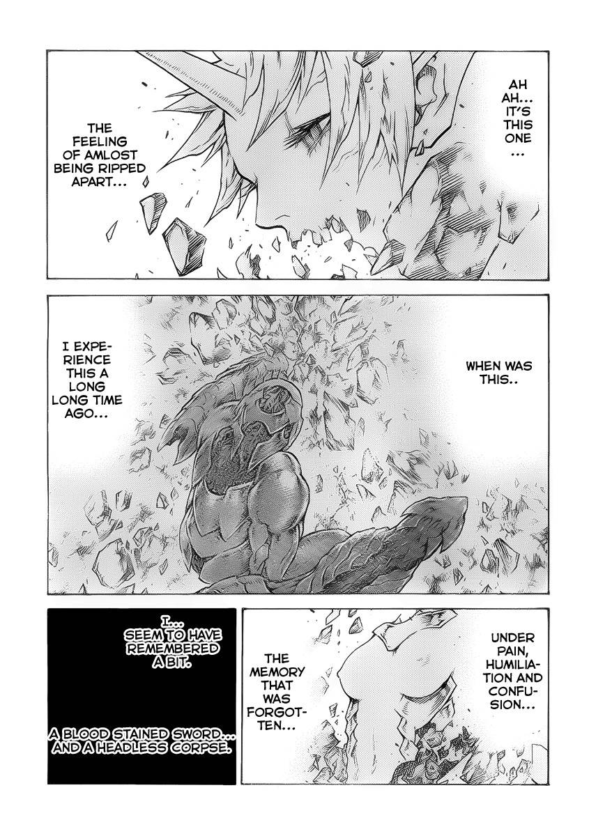 Claymore, Chapter 103 image 017