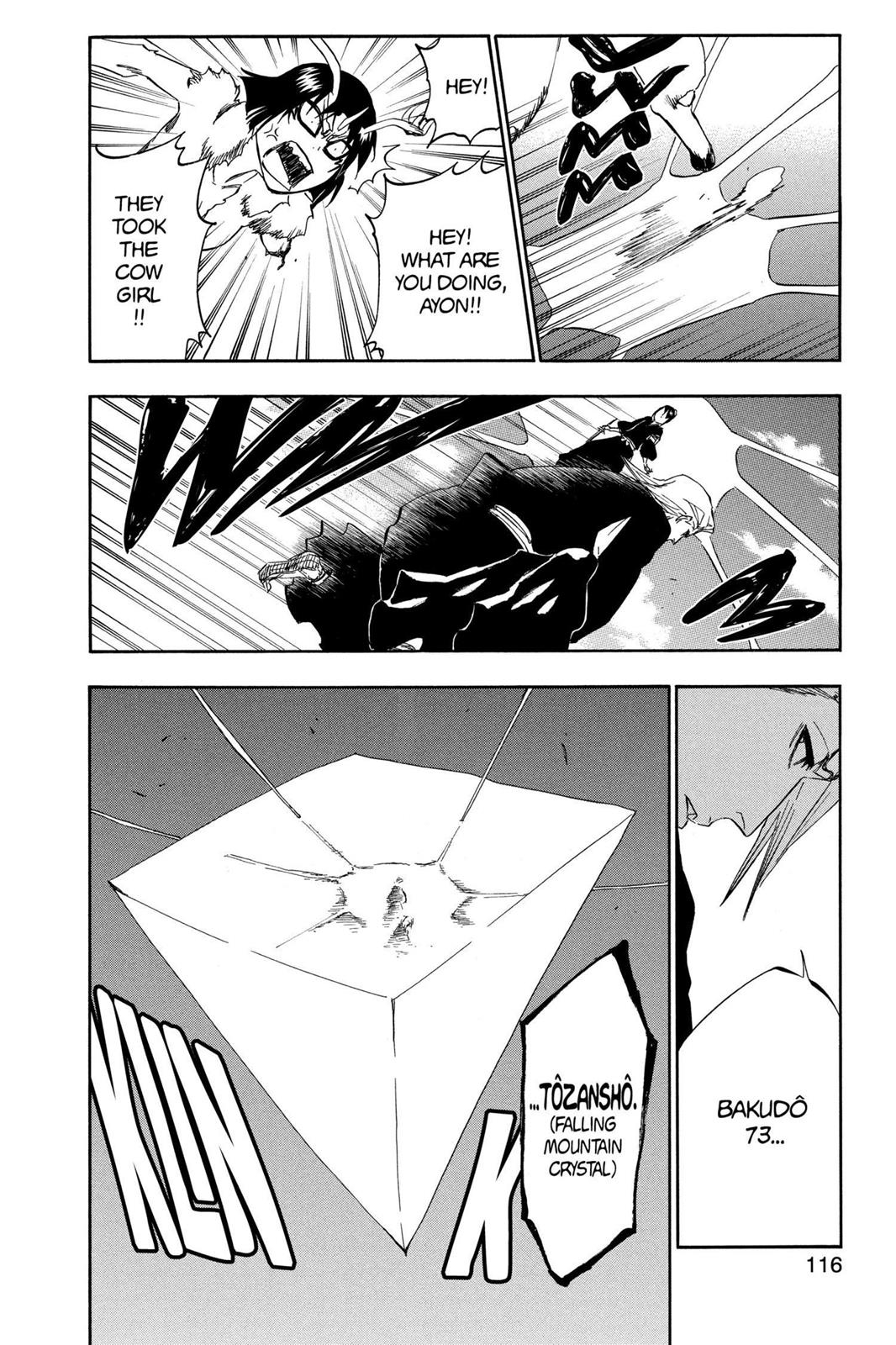 Bleach, Chapter 337 image 006