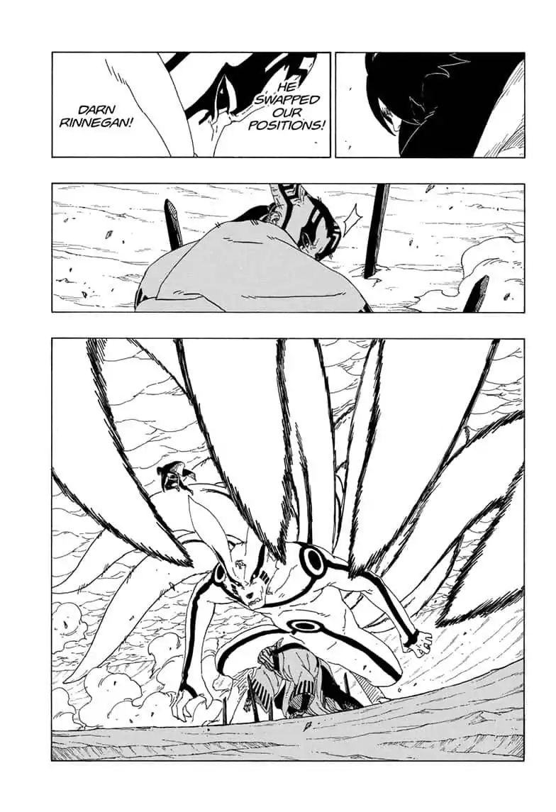 Boruto Manga, Chapter 38 image 011