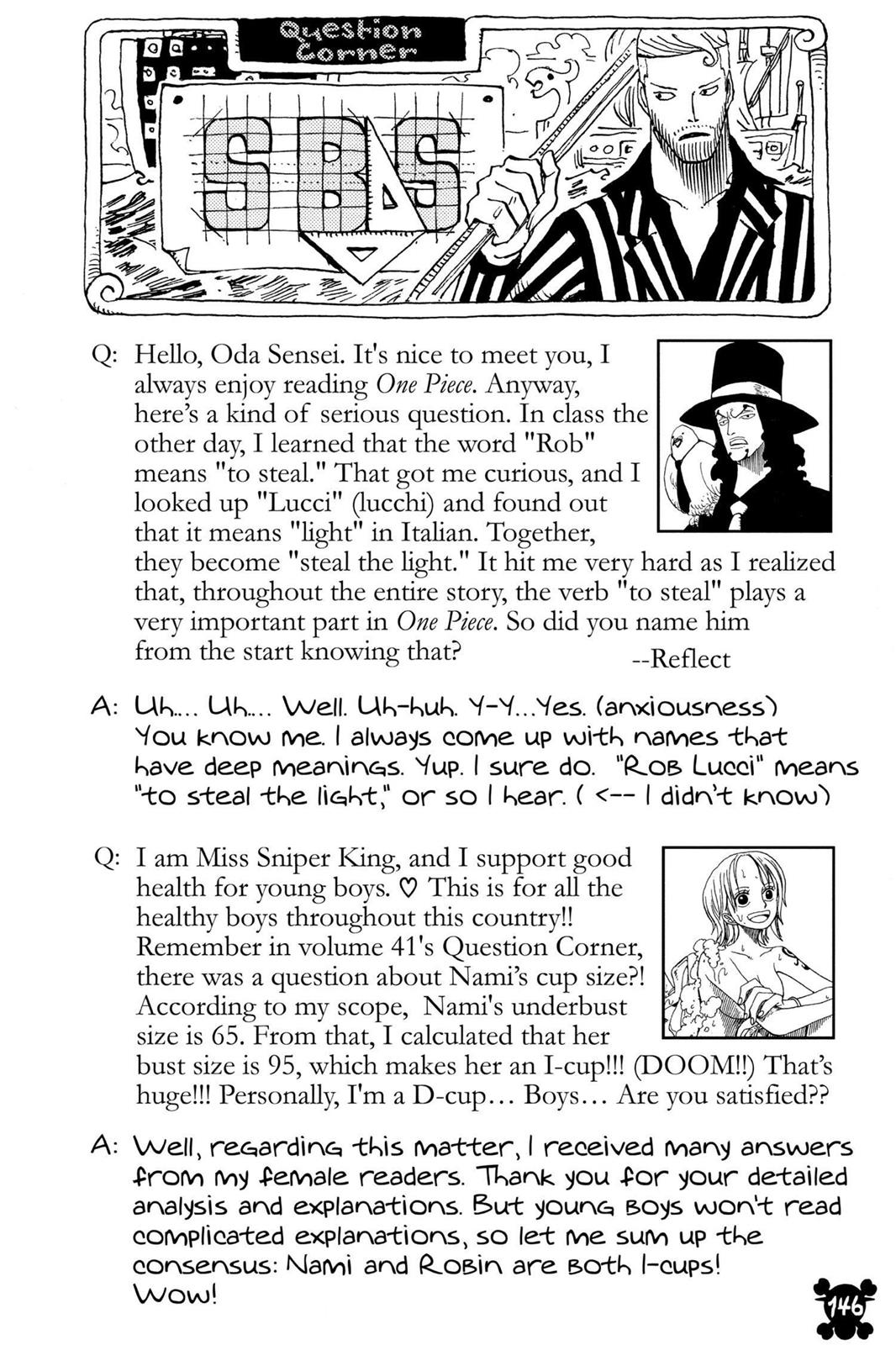 One Piece, Chapter 406 image 020