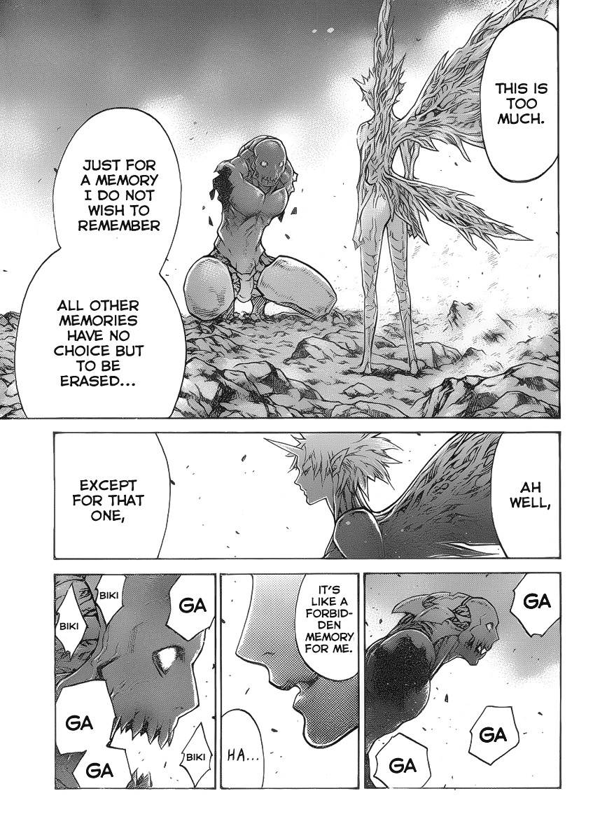 Claymore, Chapter 103 image 021