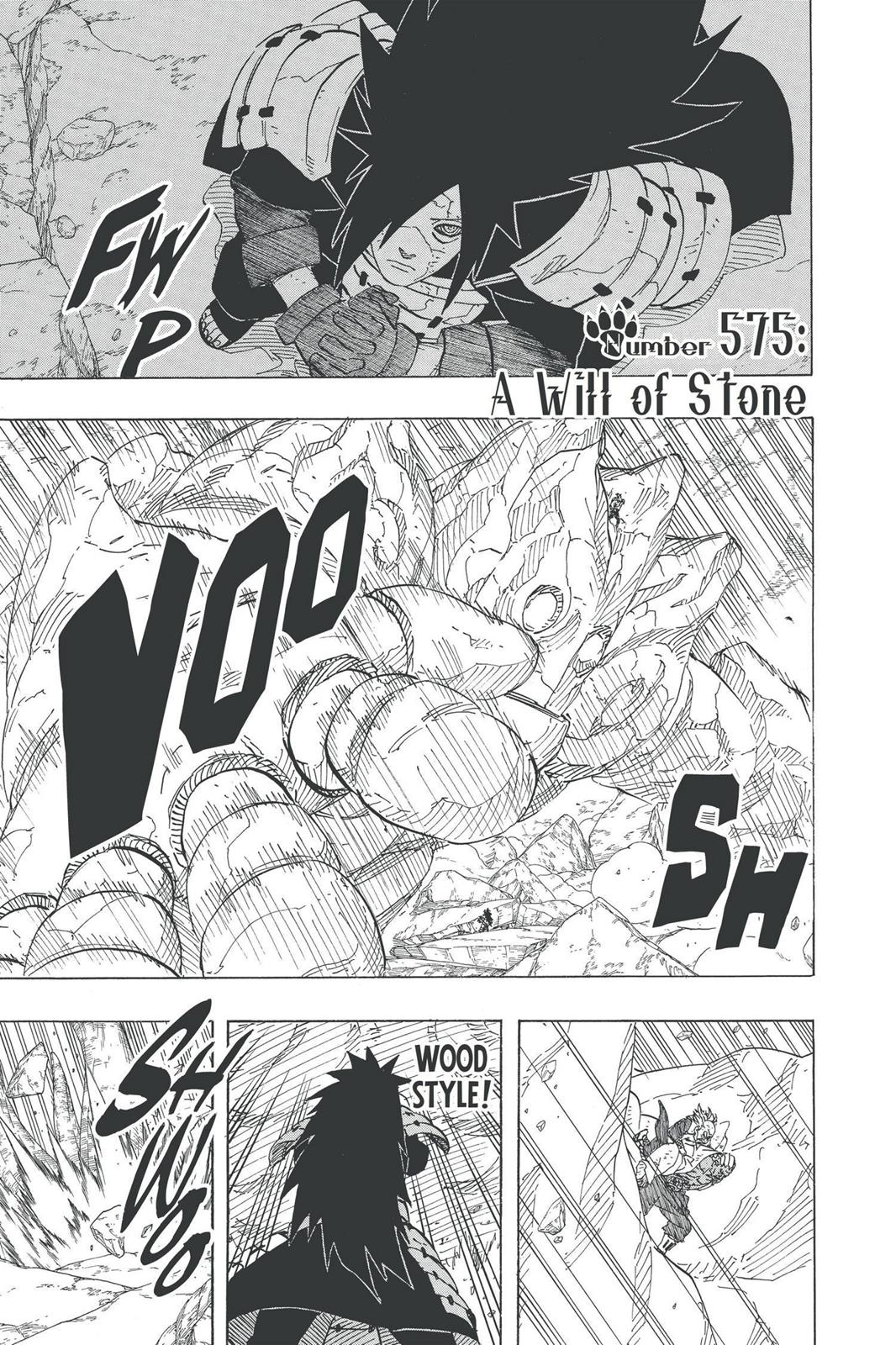 Naruto, Chapter 575 image 001
