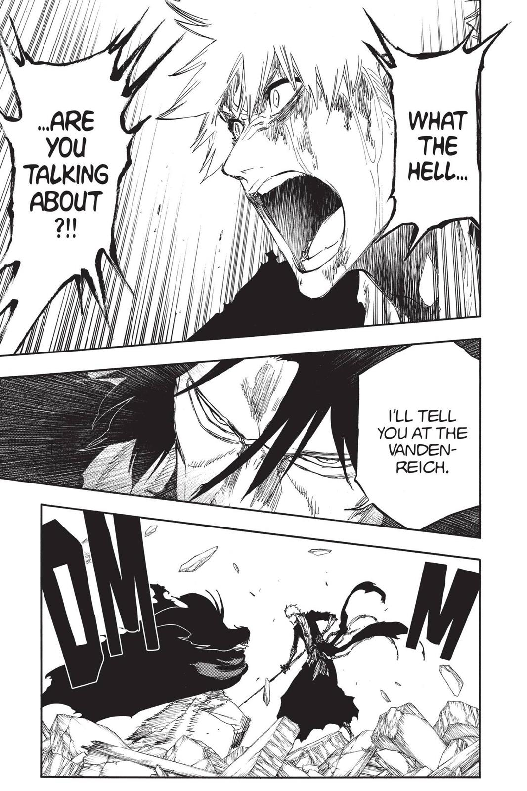 Bleach, Chapter 514 image 009