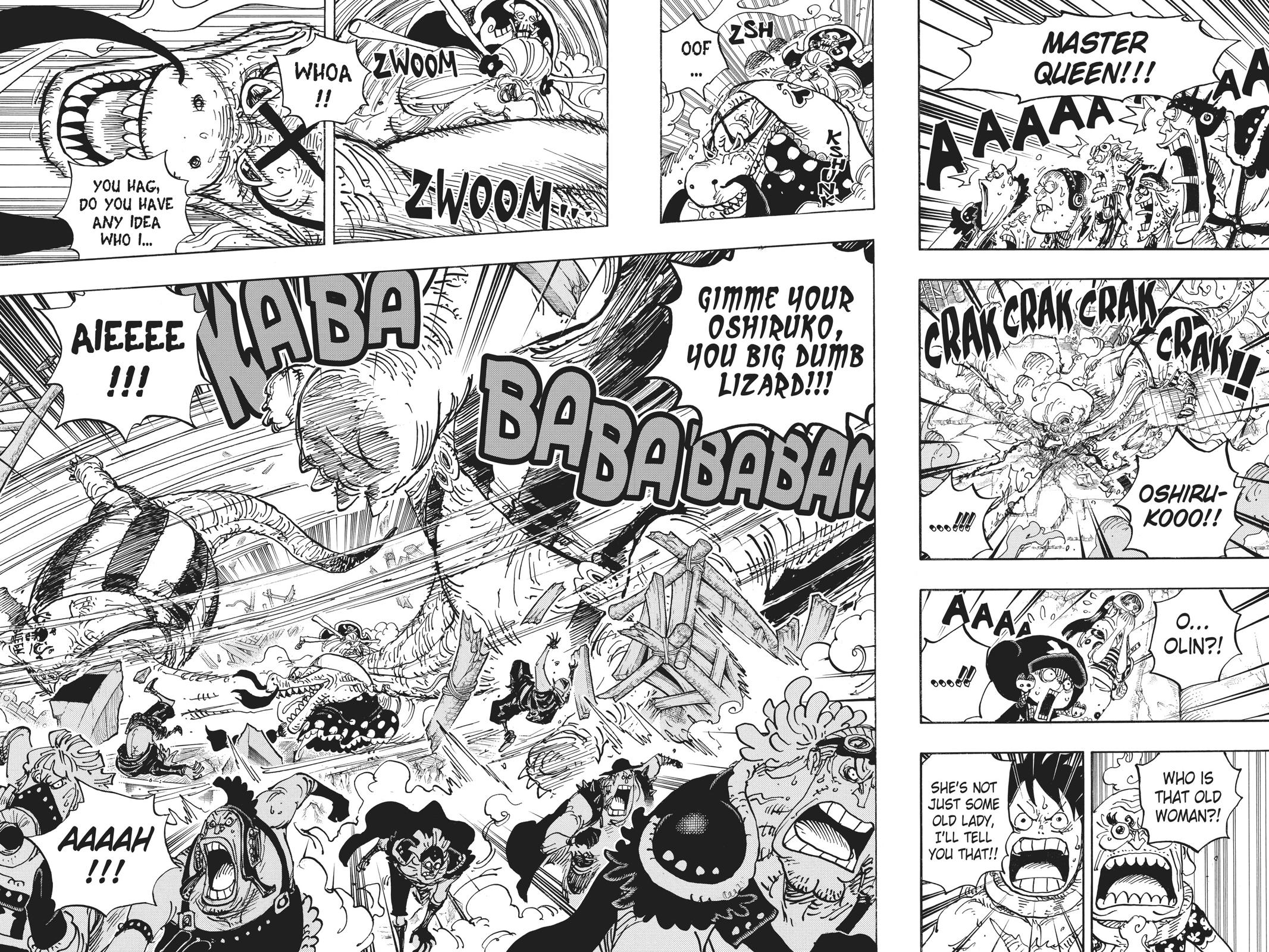 One Piece, Chapter 946 image 002