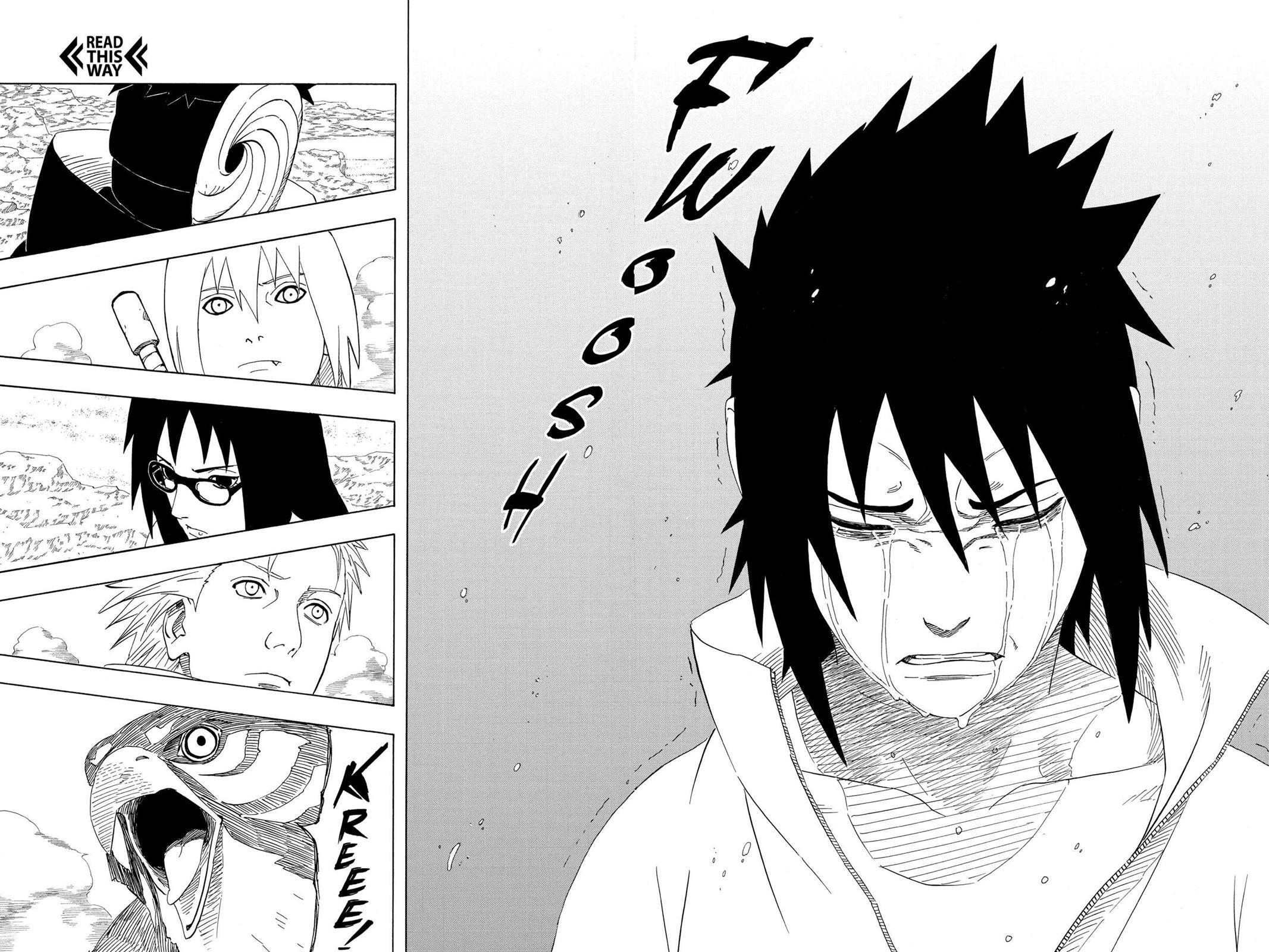 Naruto, Chapter 402 image 013