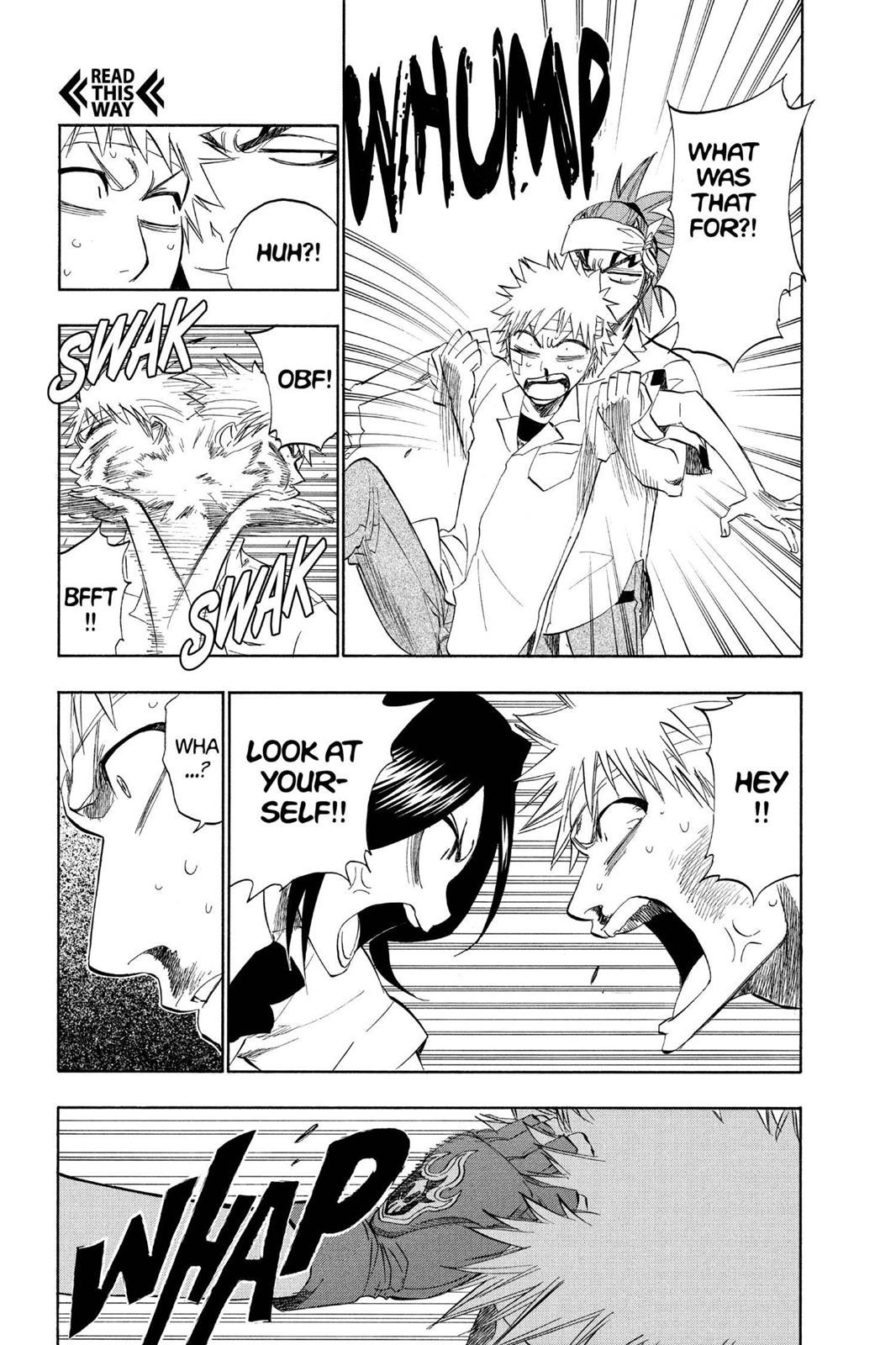 Bleach, Chapter 196 image 003