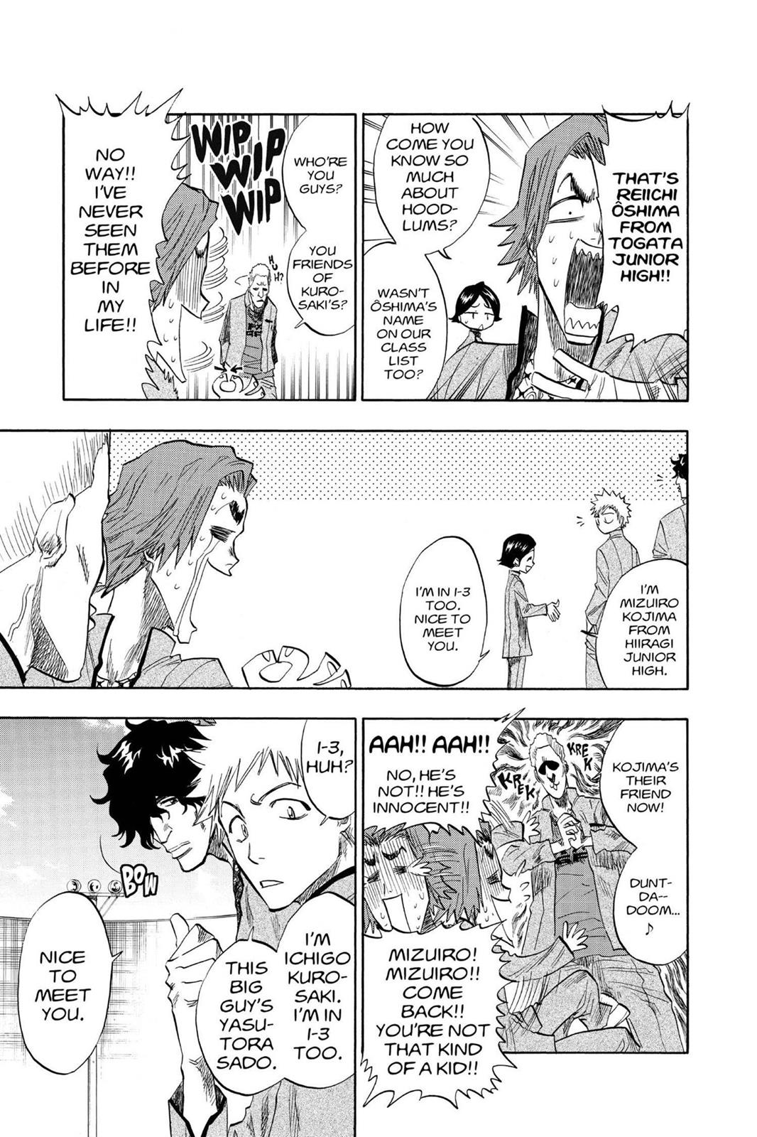 Bleach, Chapter 107.5 image 009