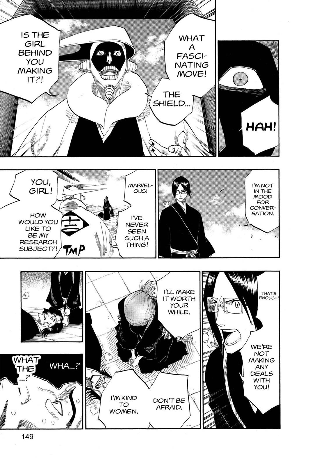 Bleach, Chapter 121 image 009