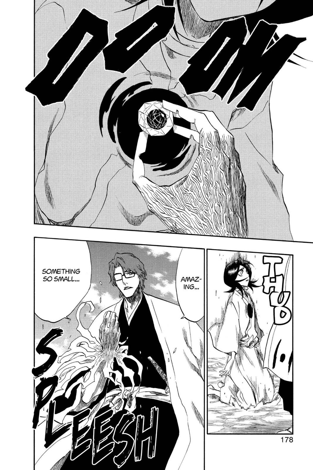 Bleach, Chapter 176 image 020