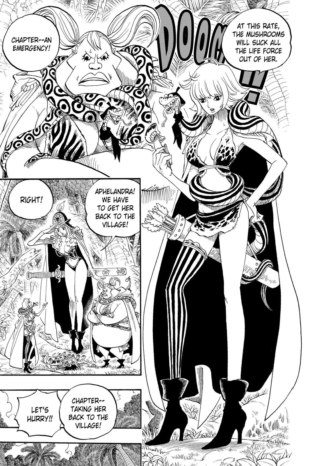 One Piece, Chapter 514 image 015