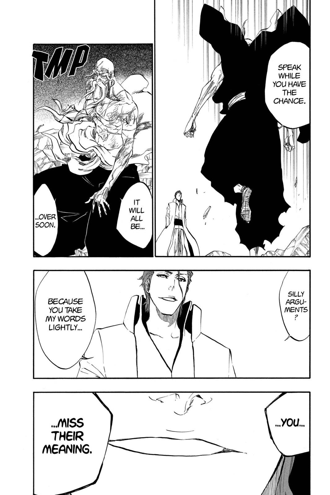 Bleach, Chapter 395 image 006