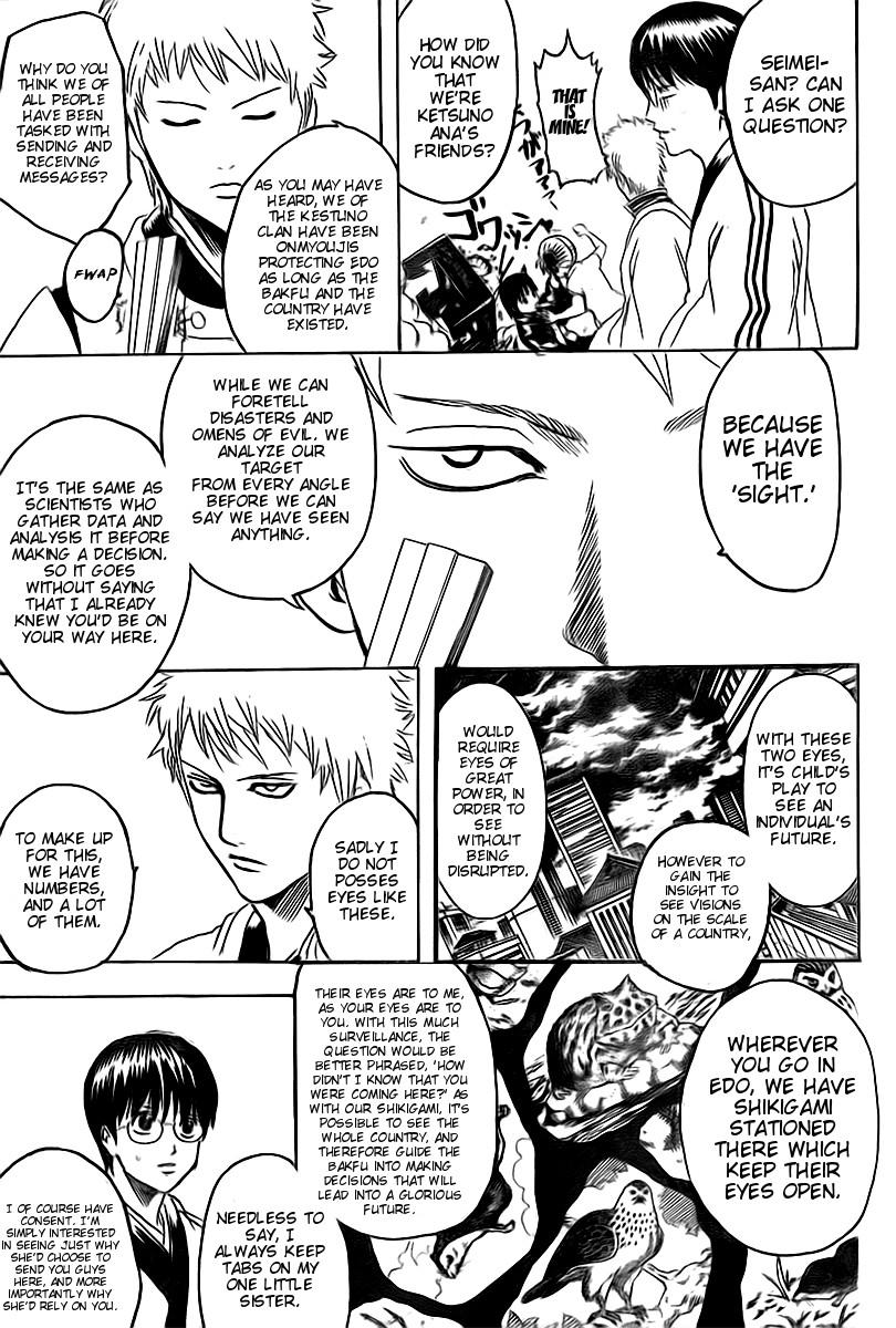Gintama Chapter, 283 image 013