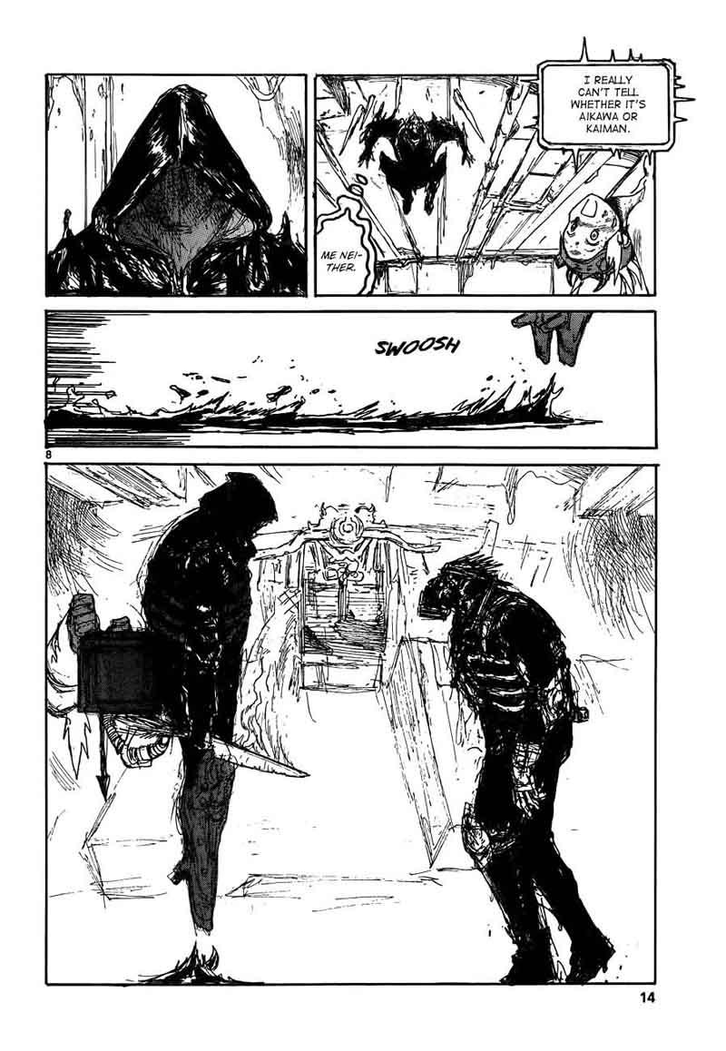 Dorohedoro, Chapter 131 image 009