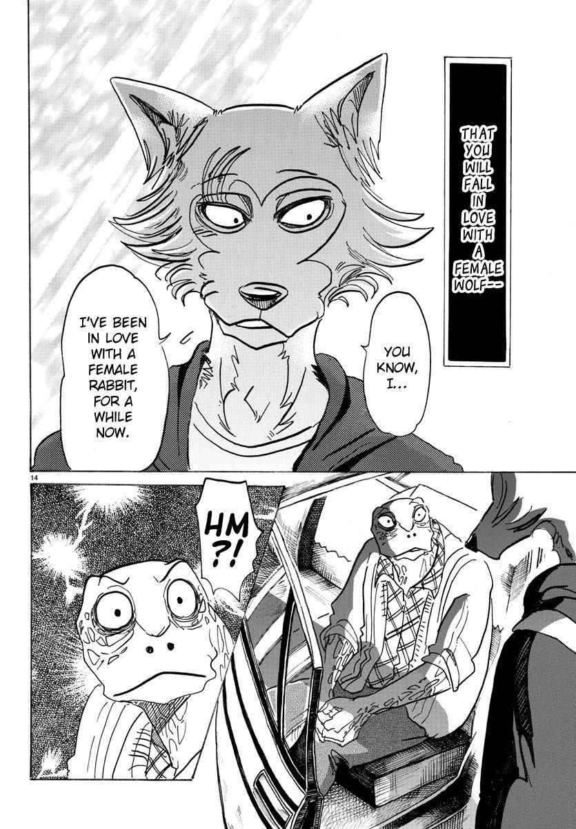 Beastars Manga, Chapter 107 image 013