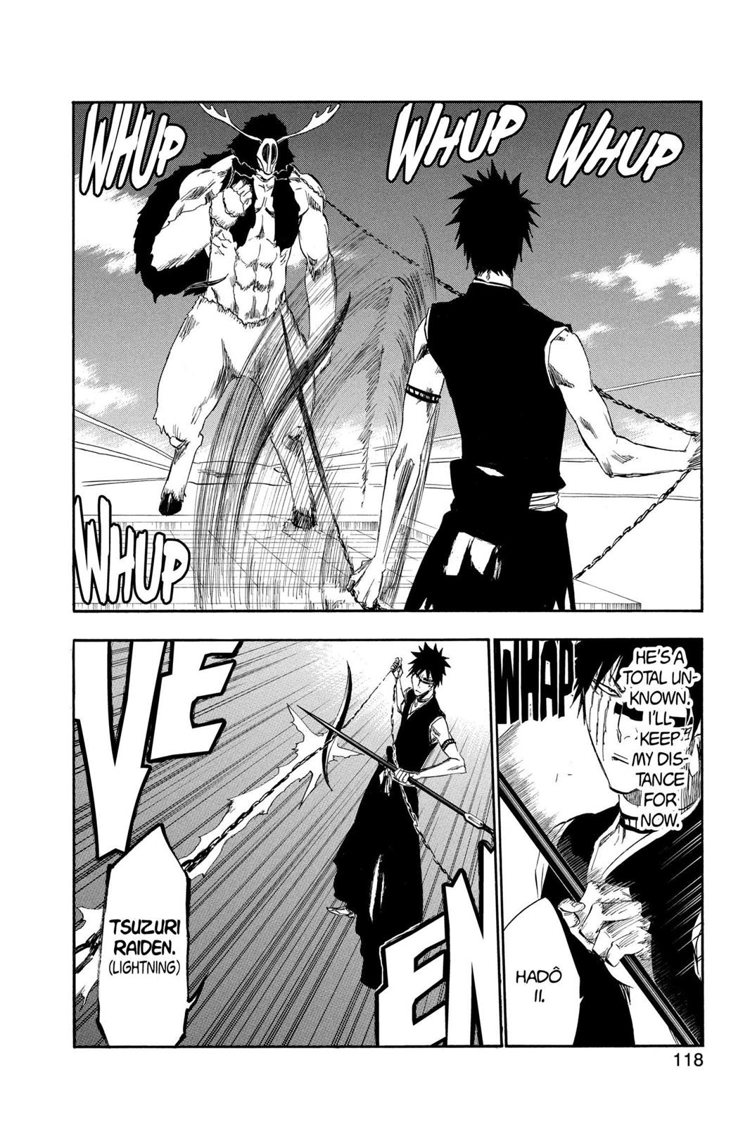 Bleach, Chapter 337 image 008