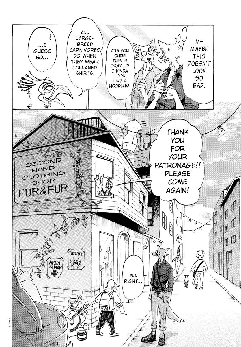 Beastars Manga, Chapter 116 image 003