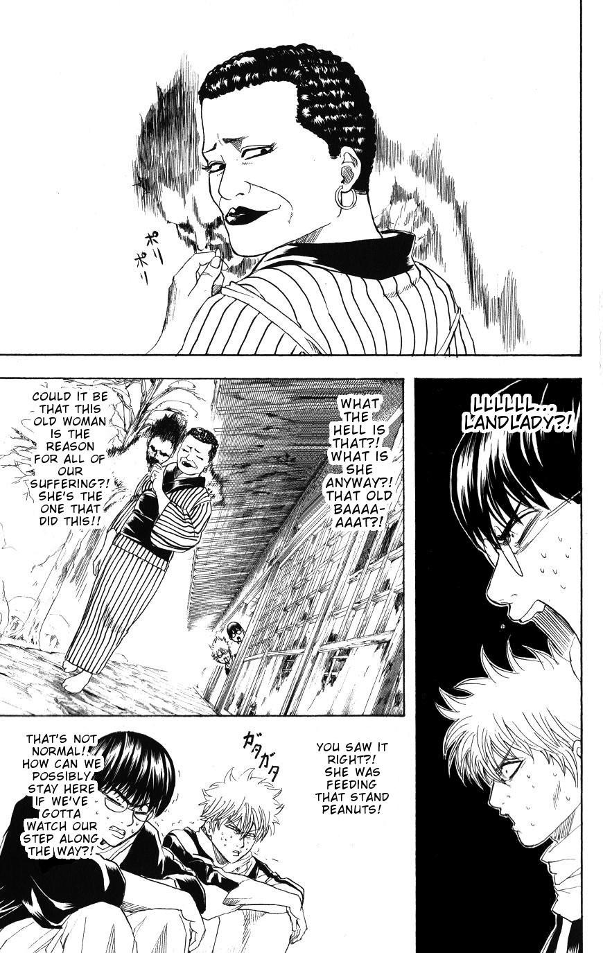 Gintama Chapter, 196 image 017