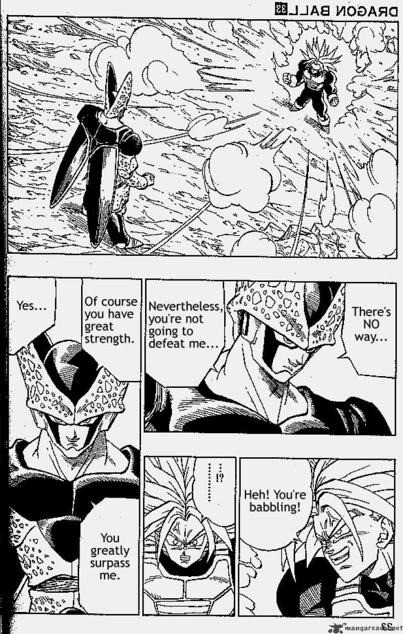 Dragon Ball, Chapter 387 image 002