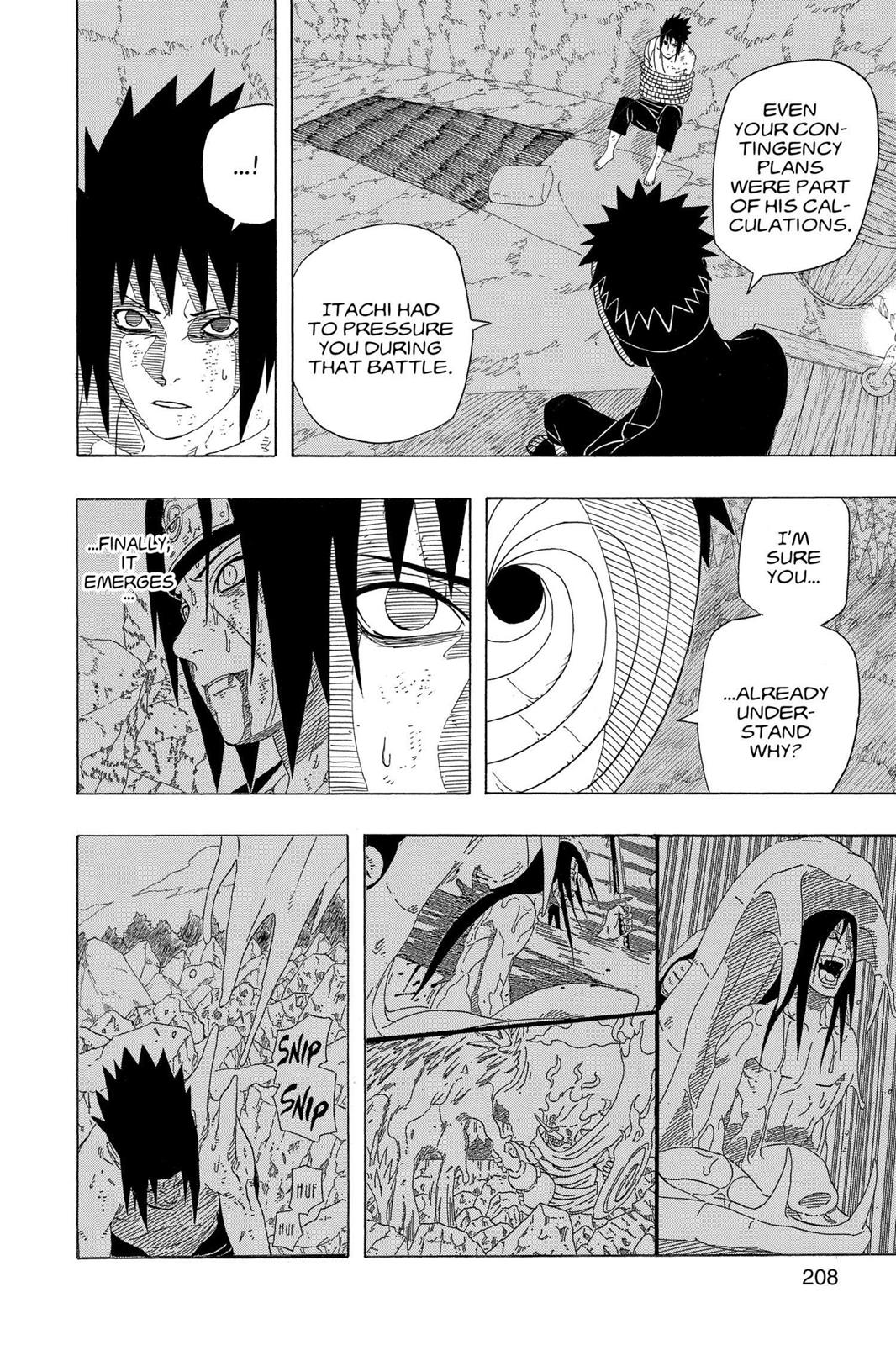 Naruto, Chapter 401 image 002