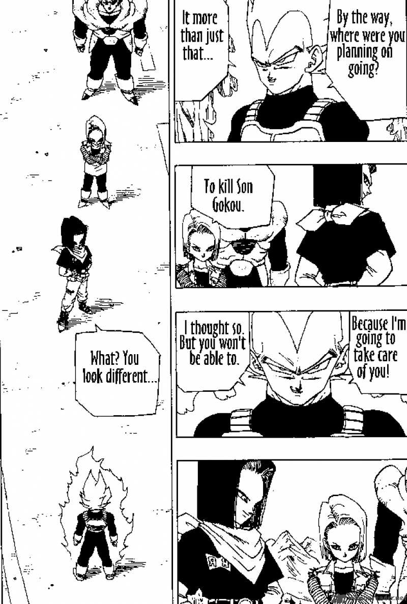 Dragon Ball, Chapter 351 image 012
