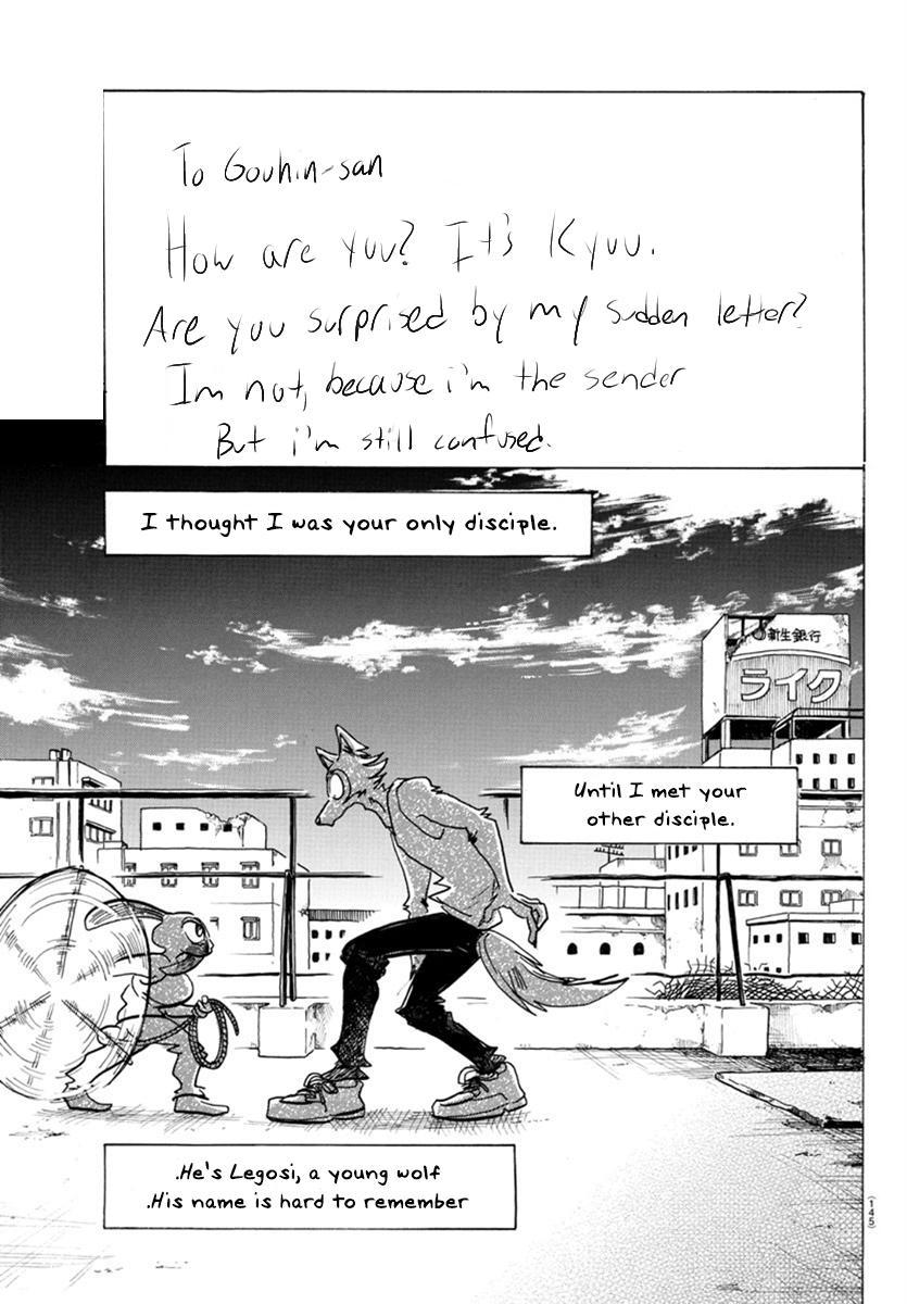 Beastars Manga, Chapter 169 image 003