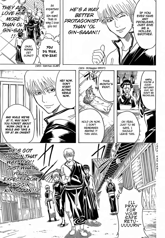 Gintama Chapter, 372 image 011