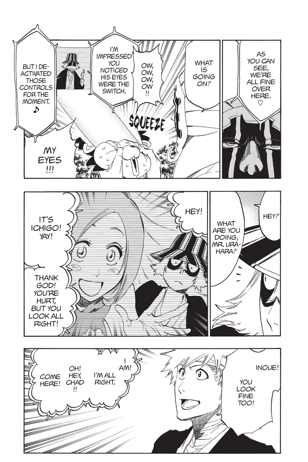 Bleach, Chapter 518 image 003