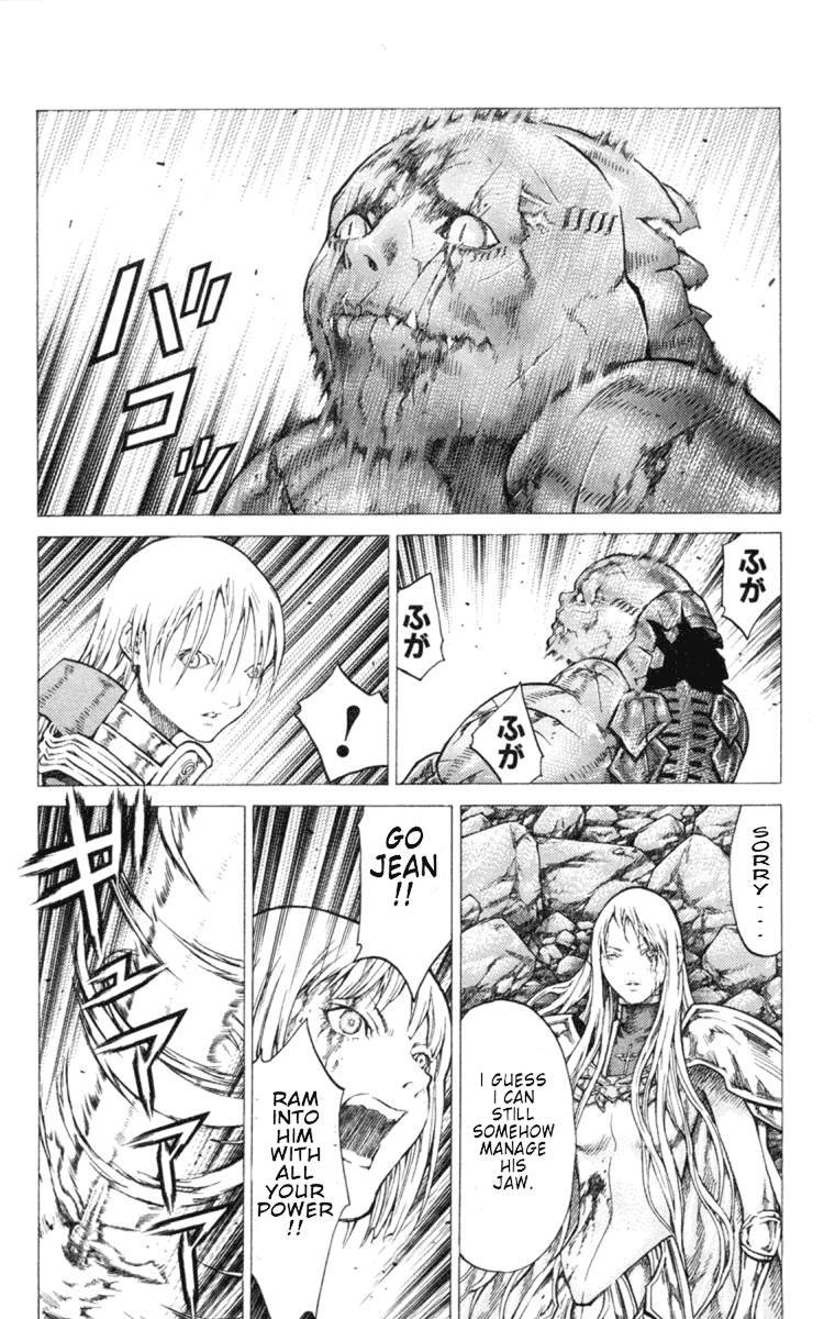Claymore, Chapter 48 image 021