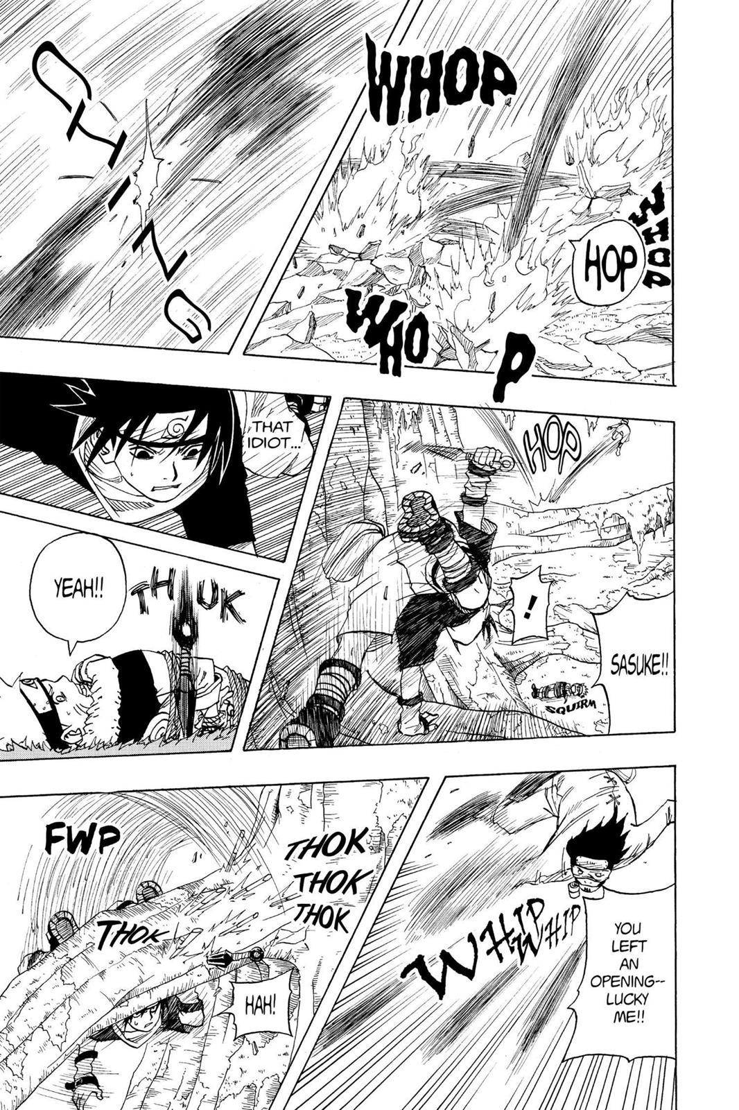 Naruto, Chapter 46 image 016