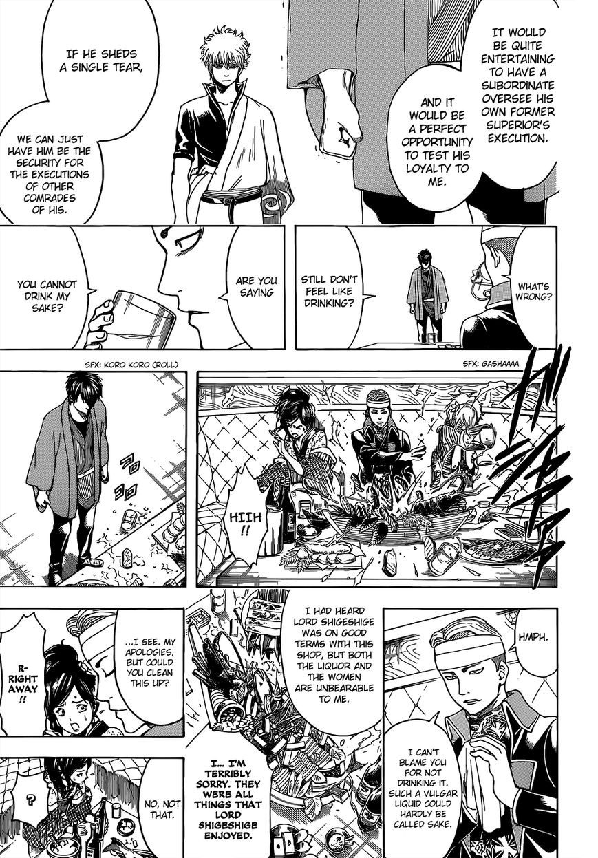 Gintama Chapter, 527 image 013