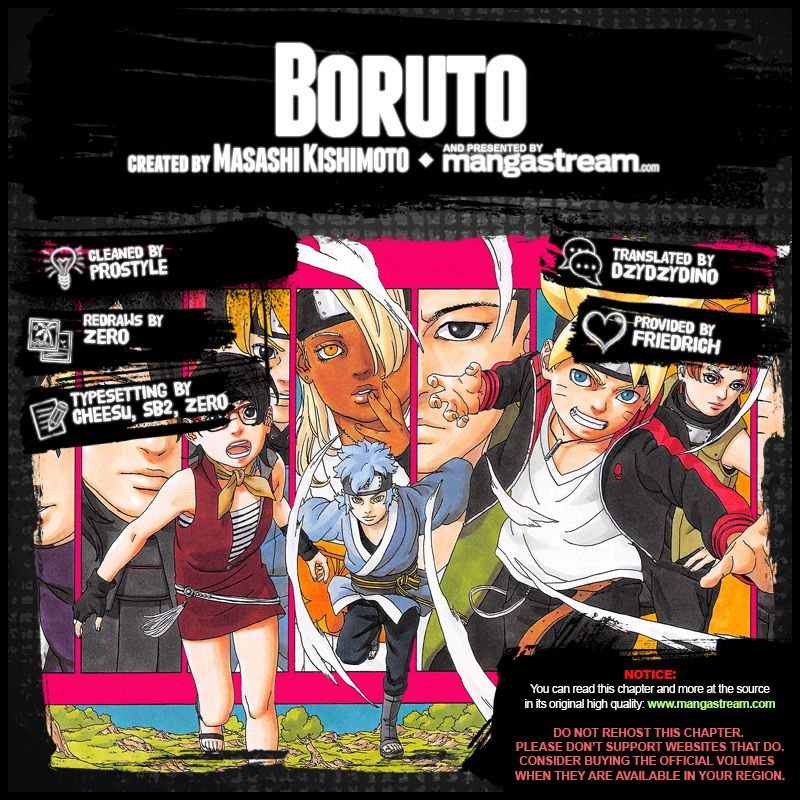 Boruto Manga, Chapter 34 image 002