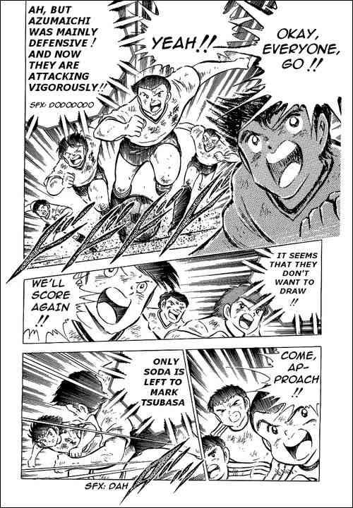 Captain Tsubasa, Chapter 61 image 002
