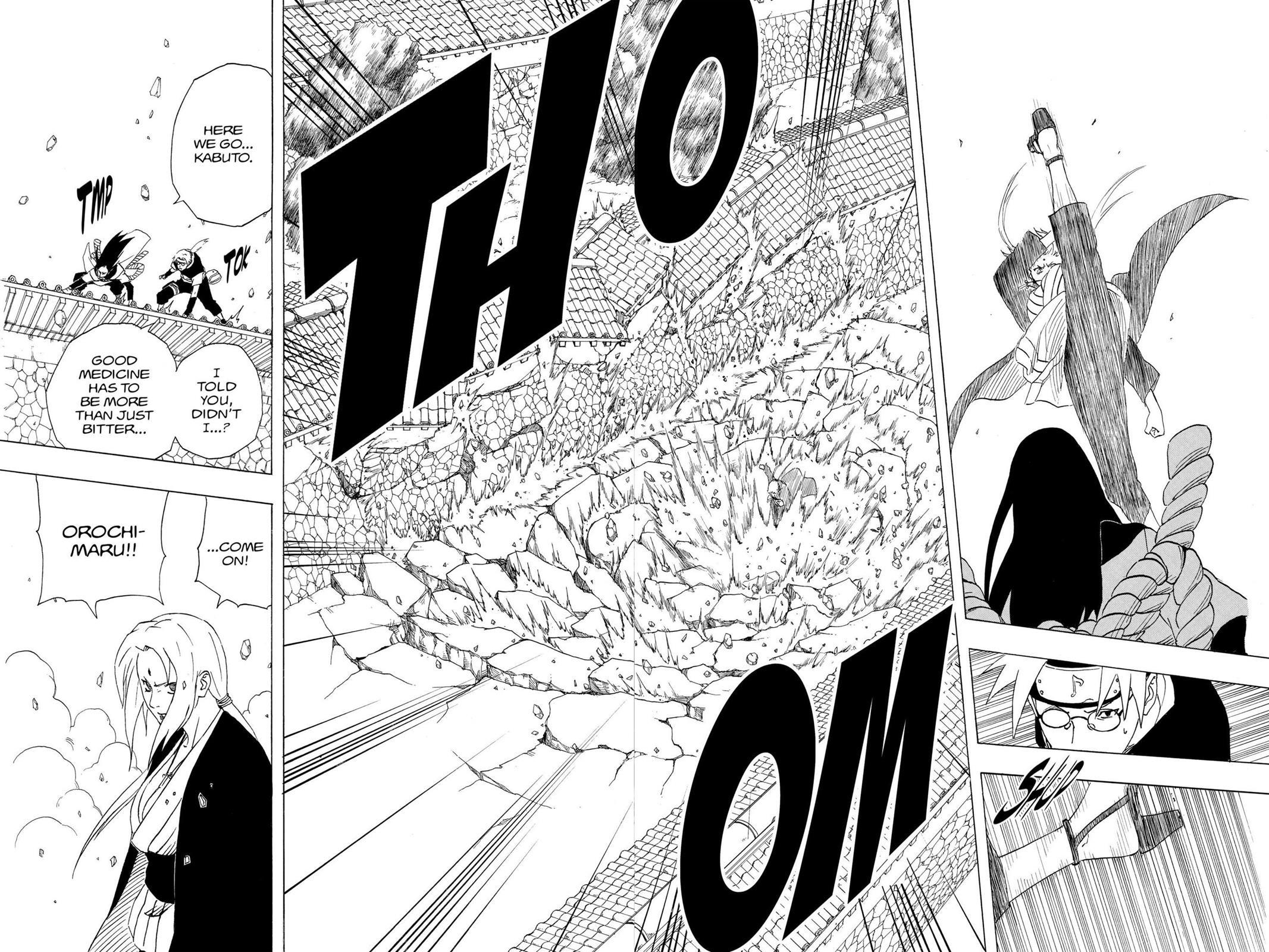Naruto, Chapter 163 image 025
