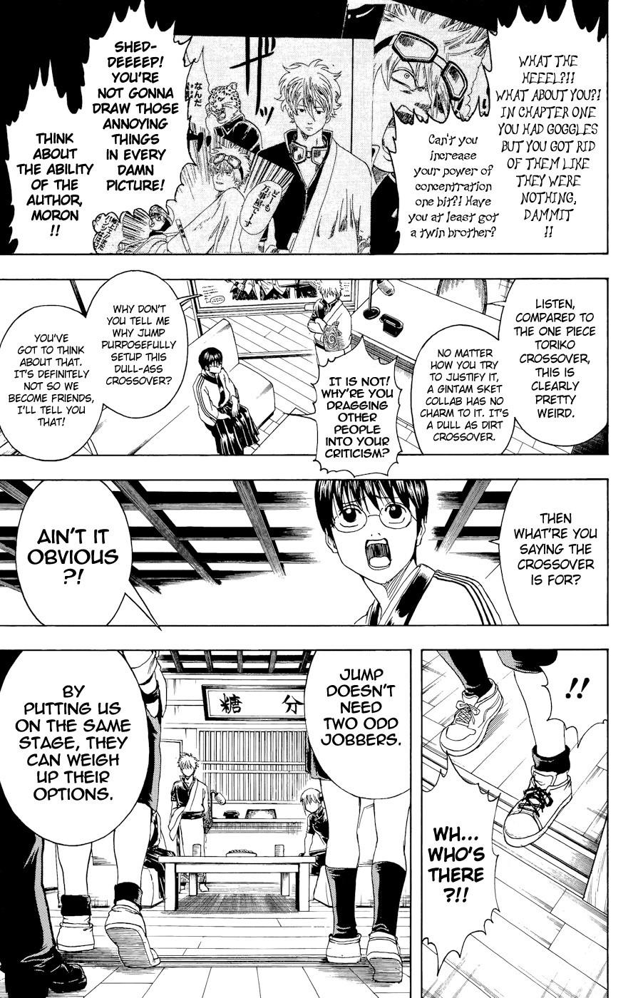Gintama Chapter, 348.5 image 007