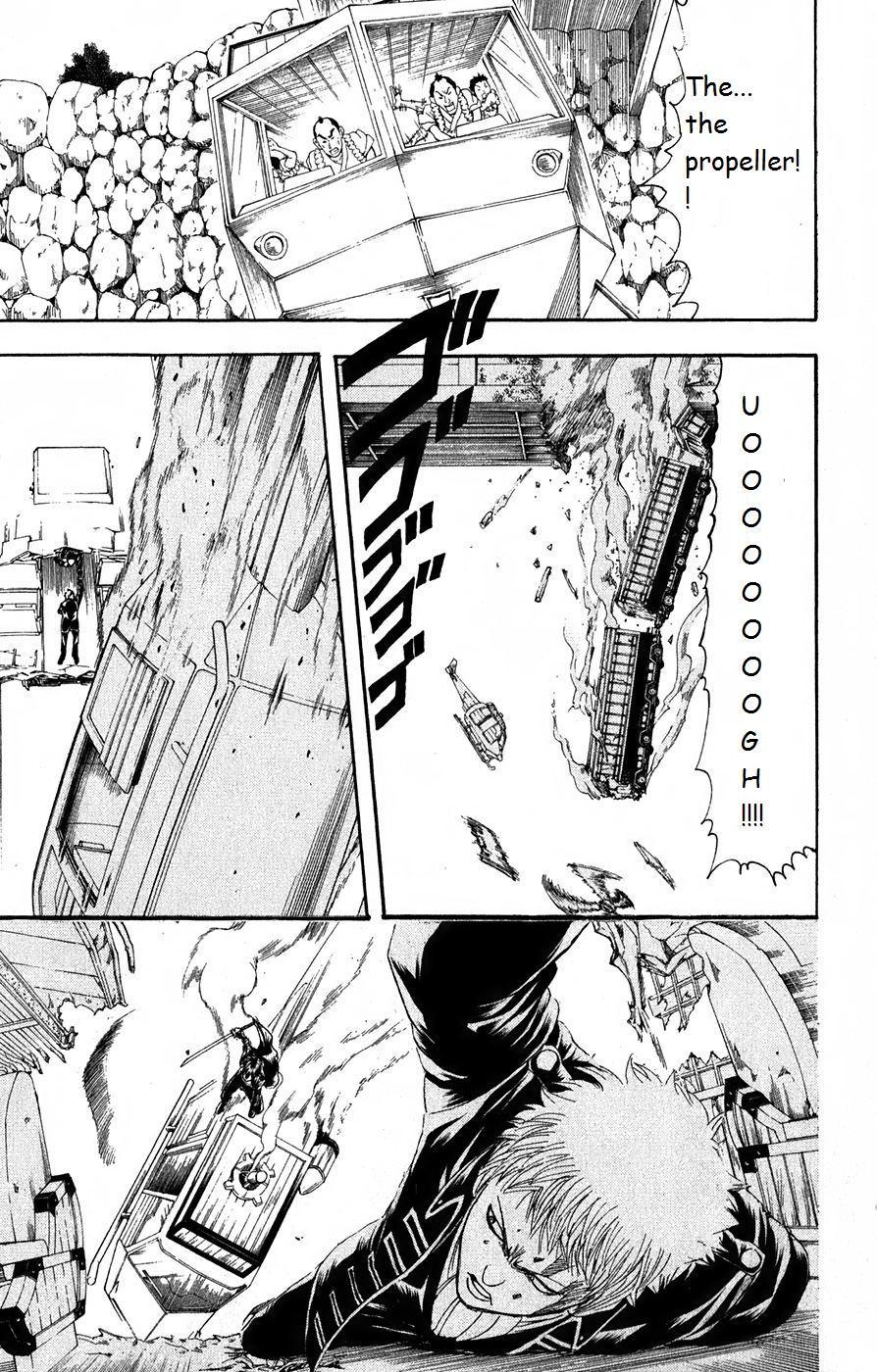 Gintama Chapter, 166 image 005