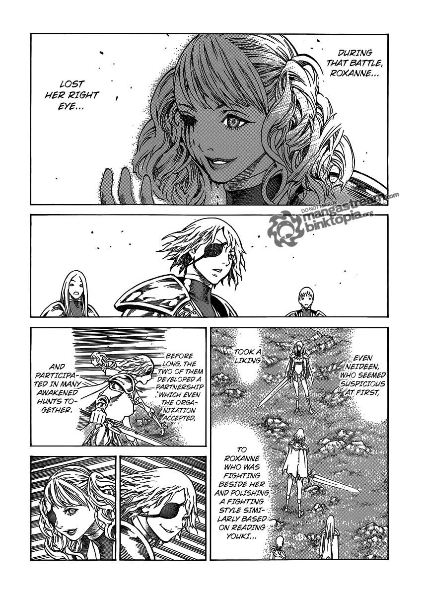 Claymore, Chapter 117 image 010
