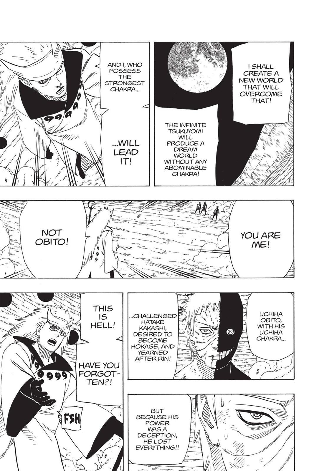 Naruto, Chapter 665 image 009