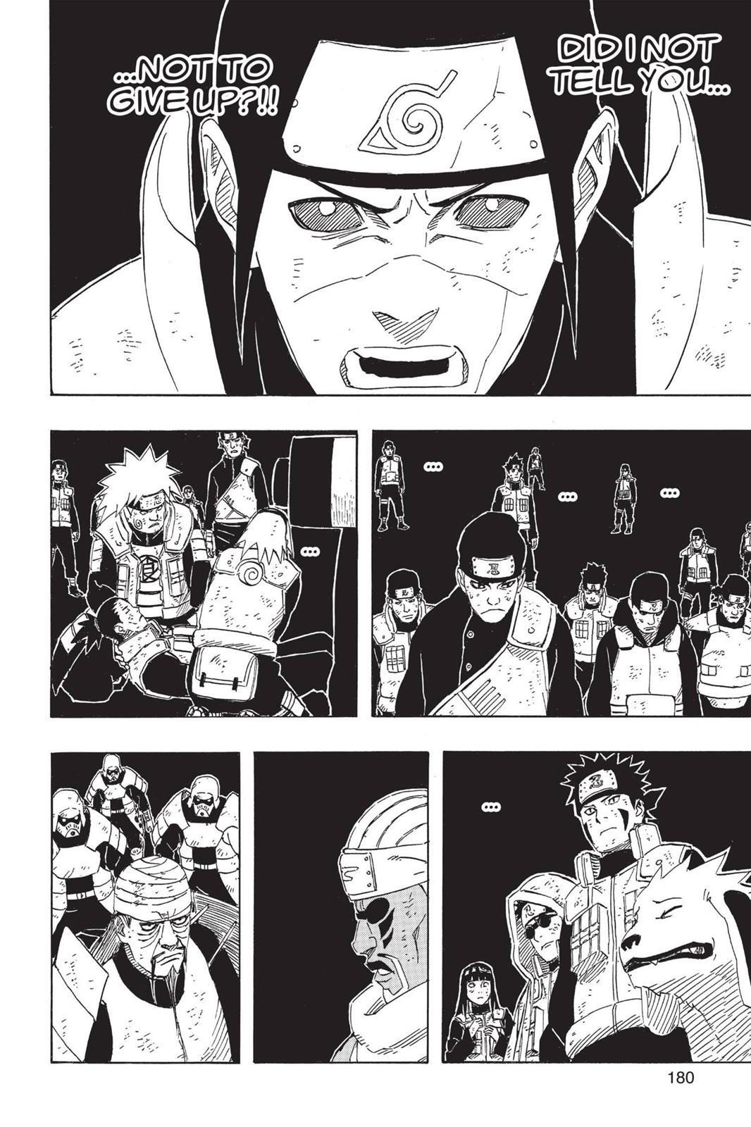 Naruto, Chapter 647 image 012